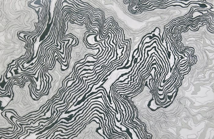 David PirrieCascade River, 1/125,000
