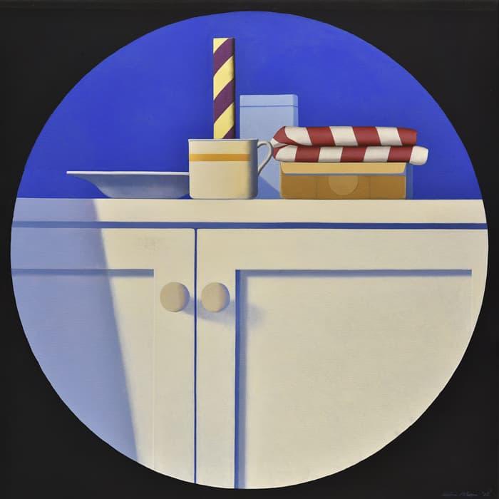 Wim Blom Closed cupboard