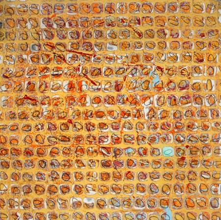 Paul Ecke Fractal 121 36x36