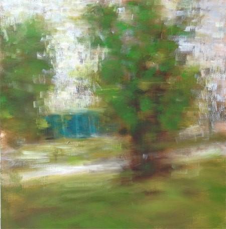 Eri Ishii Landscape 20x20