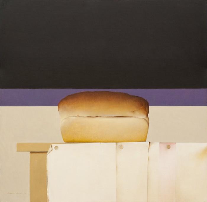 Wim Blom Loaf of Bread 18x19