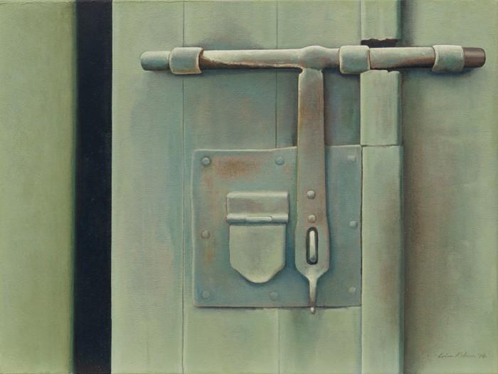 Wim Blom Lock