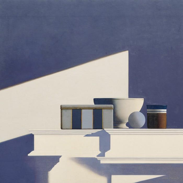 Wim Blom Mantel-shelf 20x20