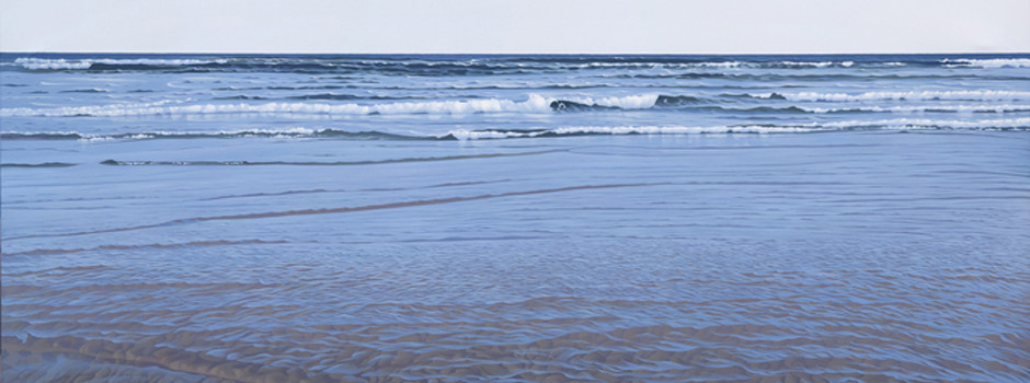 Sand and Sea 48x60 940