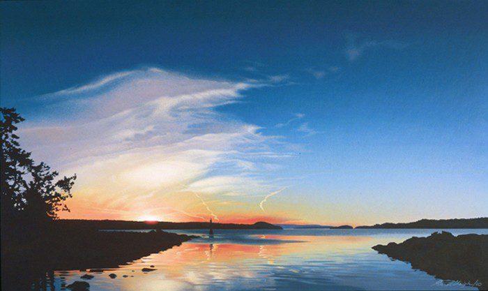 Carol Haigh Painting