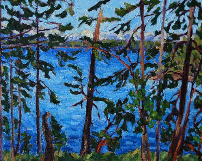 Patty Ampleford Painting