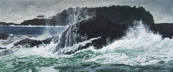 Gary Aylward lennard island 16x39 700