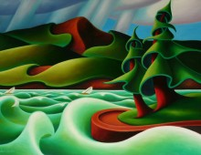 Dana Irving – new works (Vancouver) <p>Oct 13-Nov 1, 2012</p>
