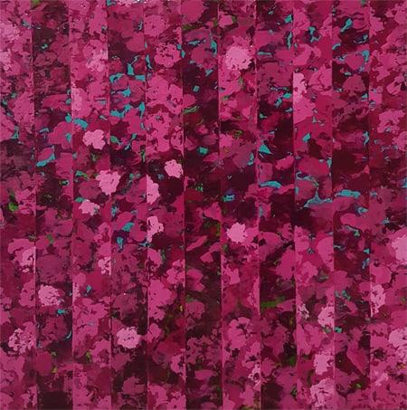Lucas Wolf Sakura Dunbar 16x16