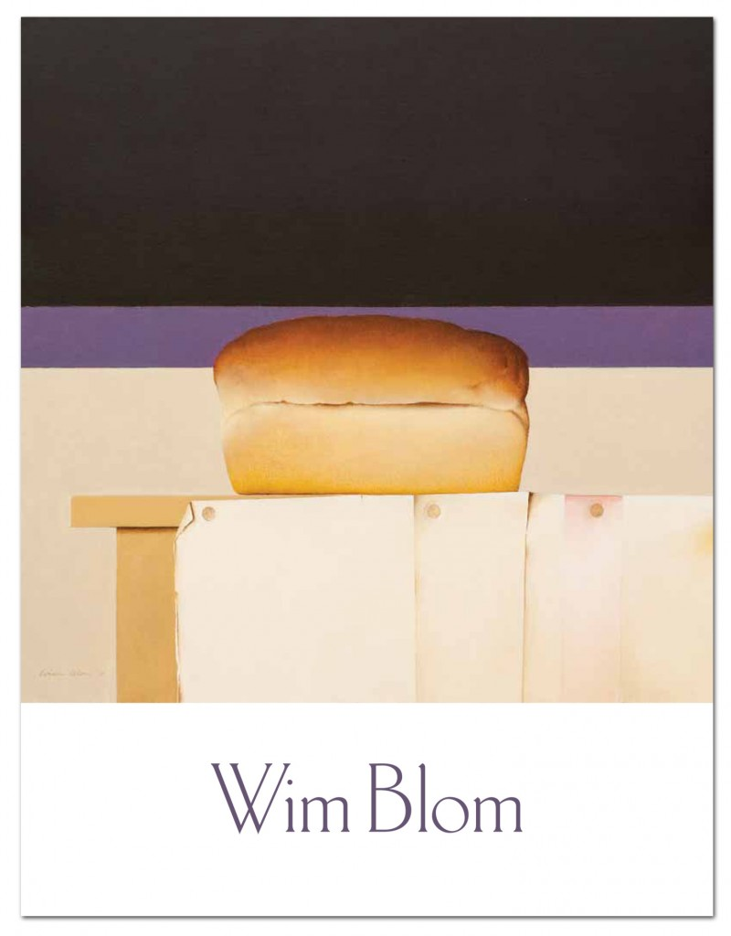 Catalogue cover blom