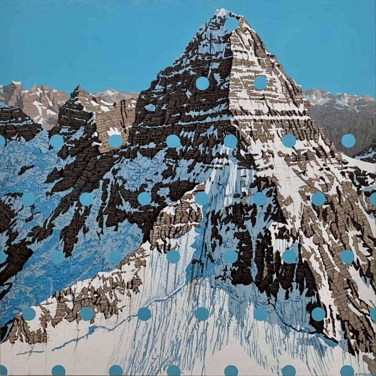 David Pirrie Mt Assiniboine, BC Rockies