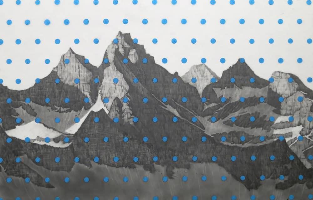 David Pirrie Mt Rexford 14x22