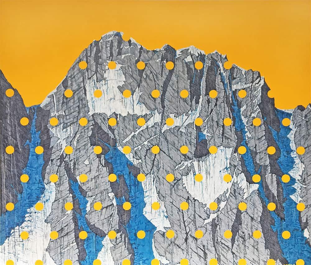 David Pirrie Mt Tiedemann 56x64