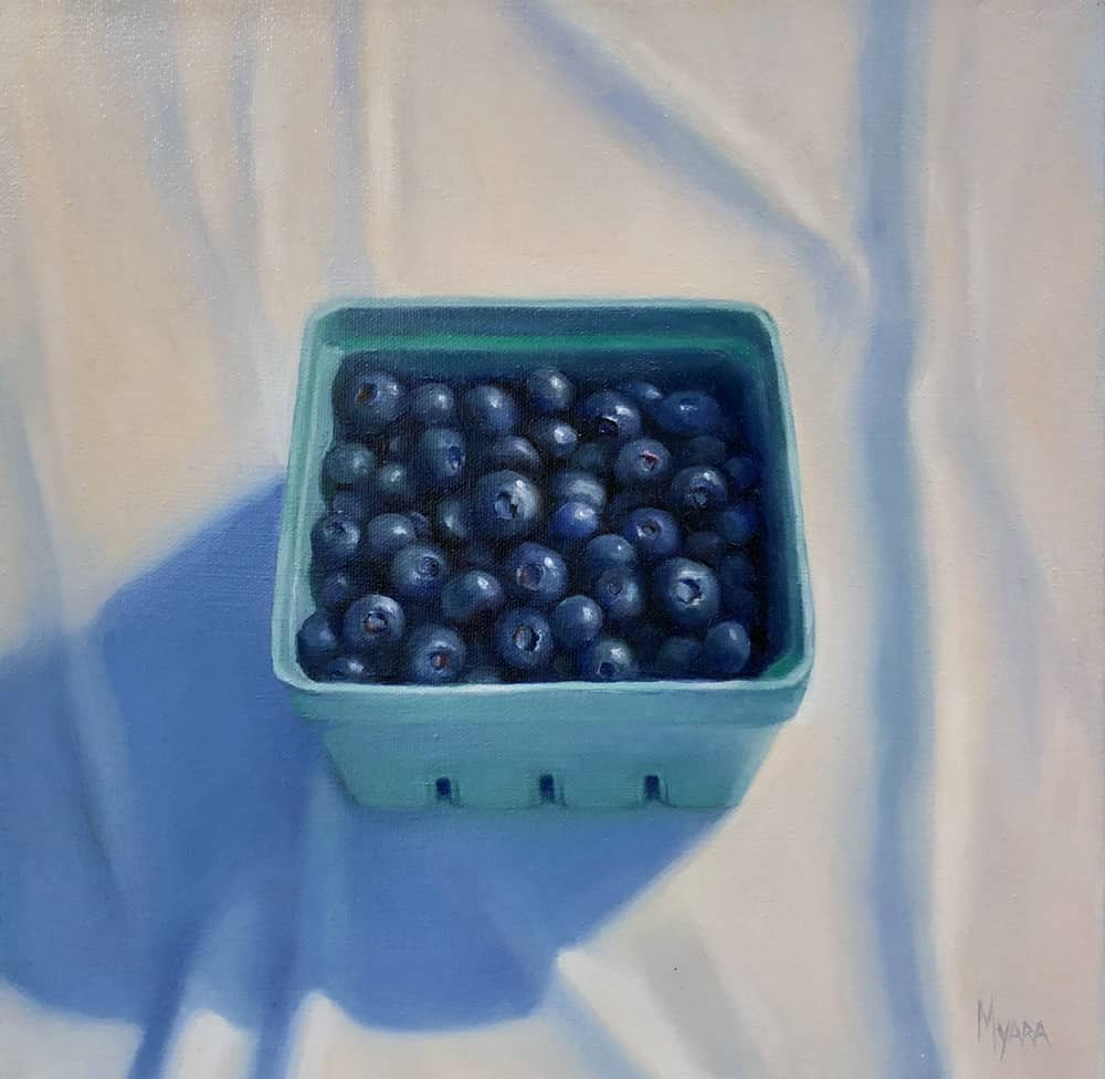 Aldyne Myara Blueberries 12x12