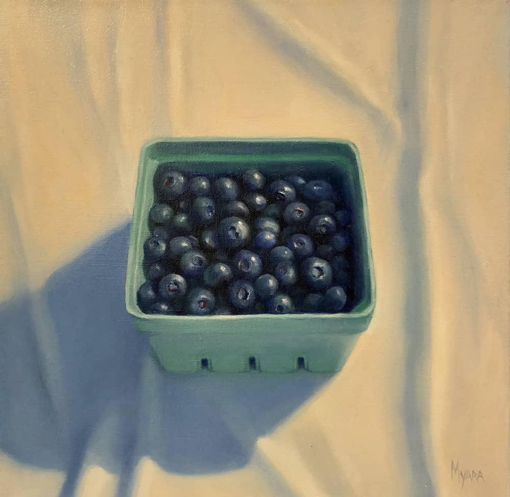 Aldyne Myara Blueberries