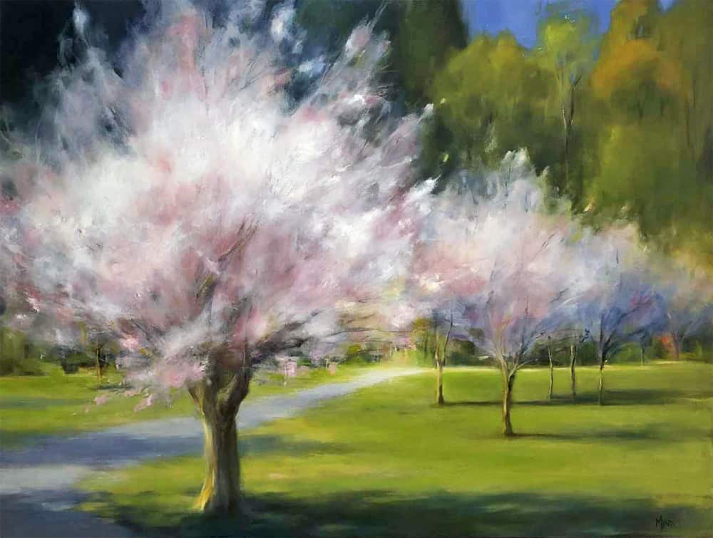 Aldyne Myara Cherry Blossoms 30x40 1000