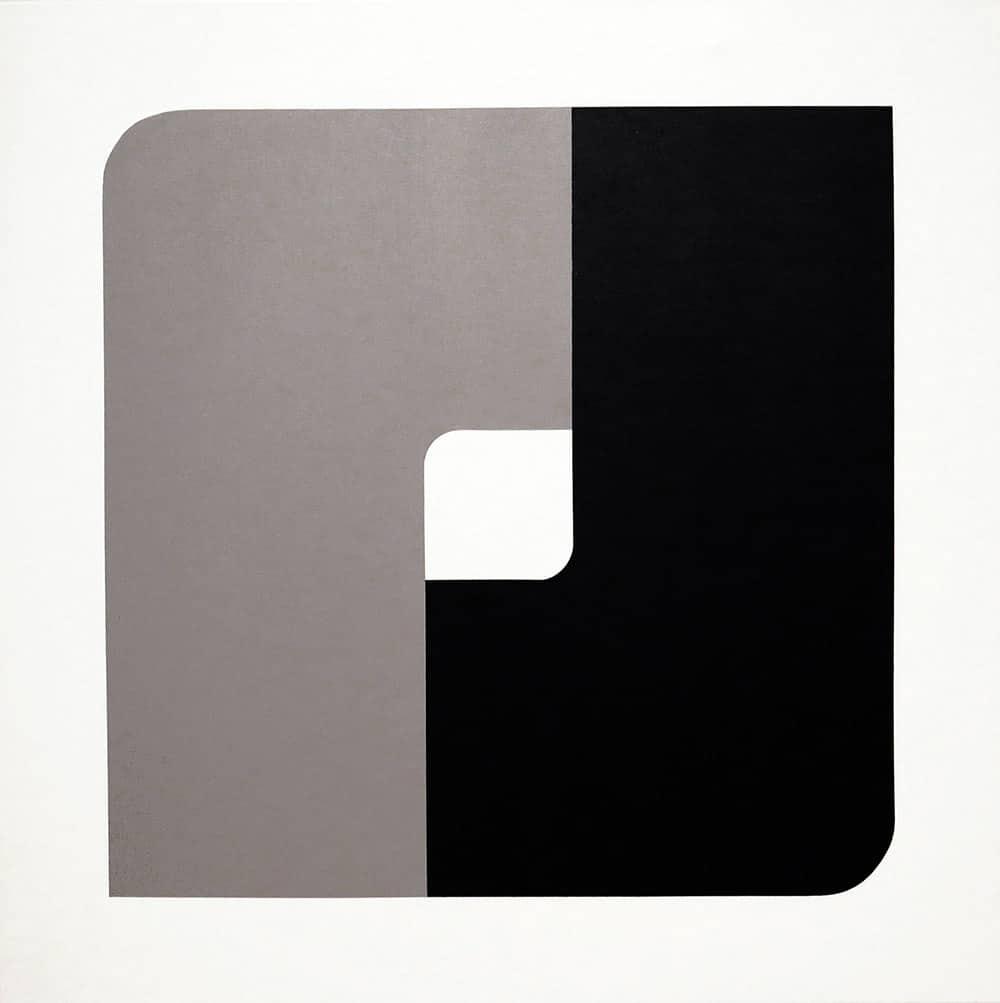 Eric Klemm Black, Gray Angles