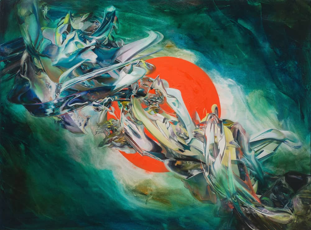 ladimir Kraynyk Pacific 48x65