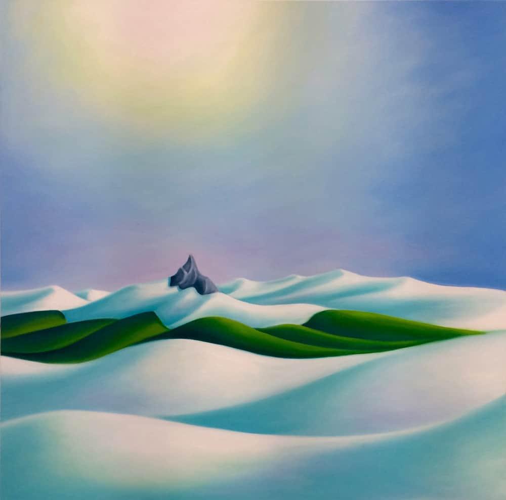 Dana Irving Under Heaven 24x24