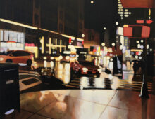 Jonathan Gleed, New Works