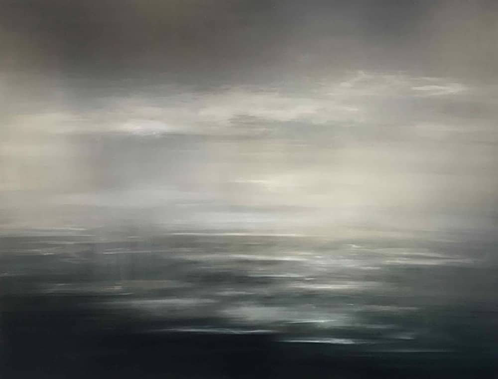 Cybele Ironside Just Before A Moment Is Lost Forever 46x60