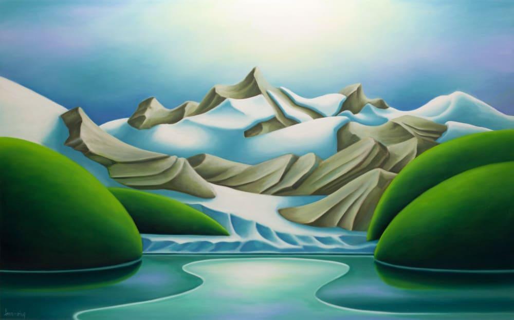 Dana Irving Marjorie Glacier