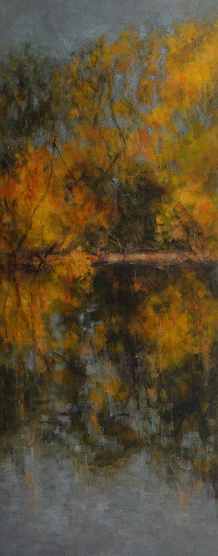 Eri Ishii reflection-iii-60x24