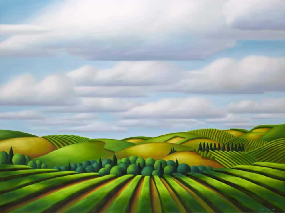 Dana Irving Tuscan Sky