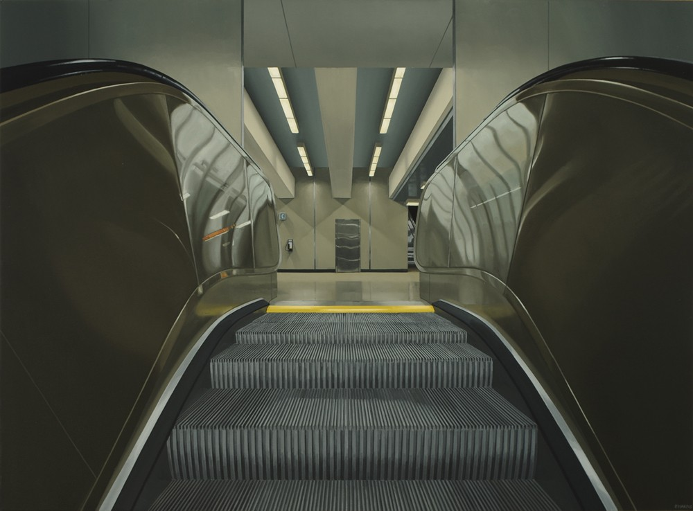 Peter Harris Escalator