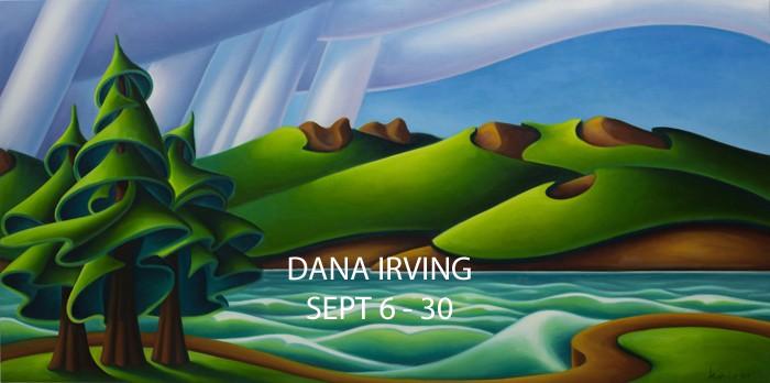 Dana Irving Tenor
