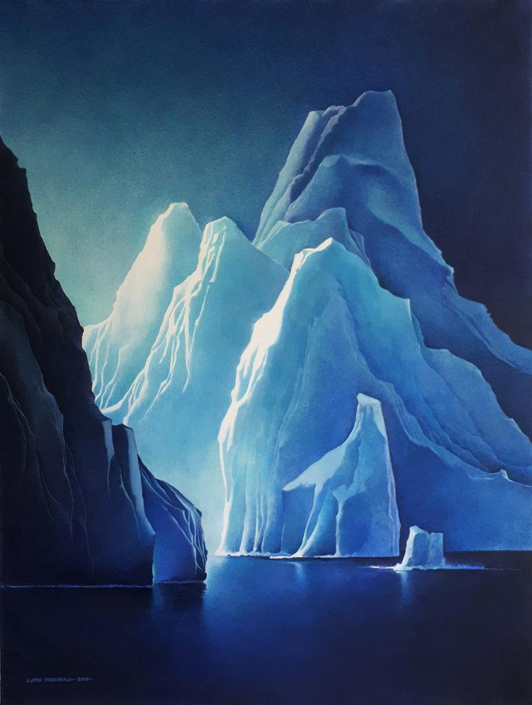 Lloyd Fitzgerald Big Ice