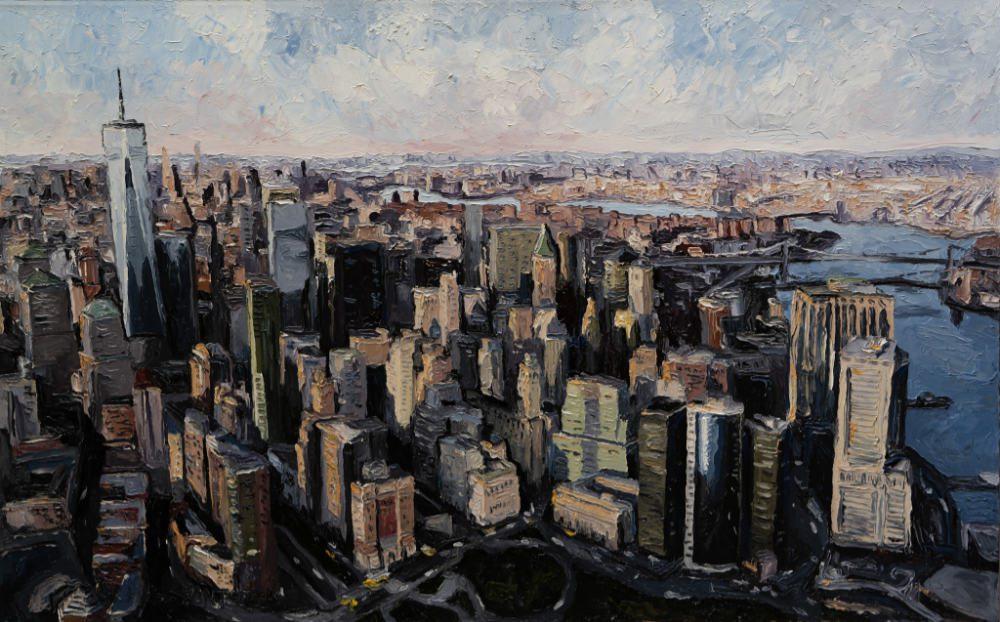 Mike Fantuz NYC Financial District