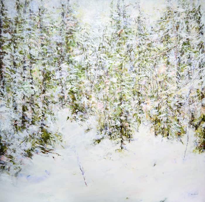 Judy Cheng Cypress Trail 60x60