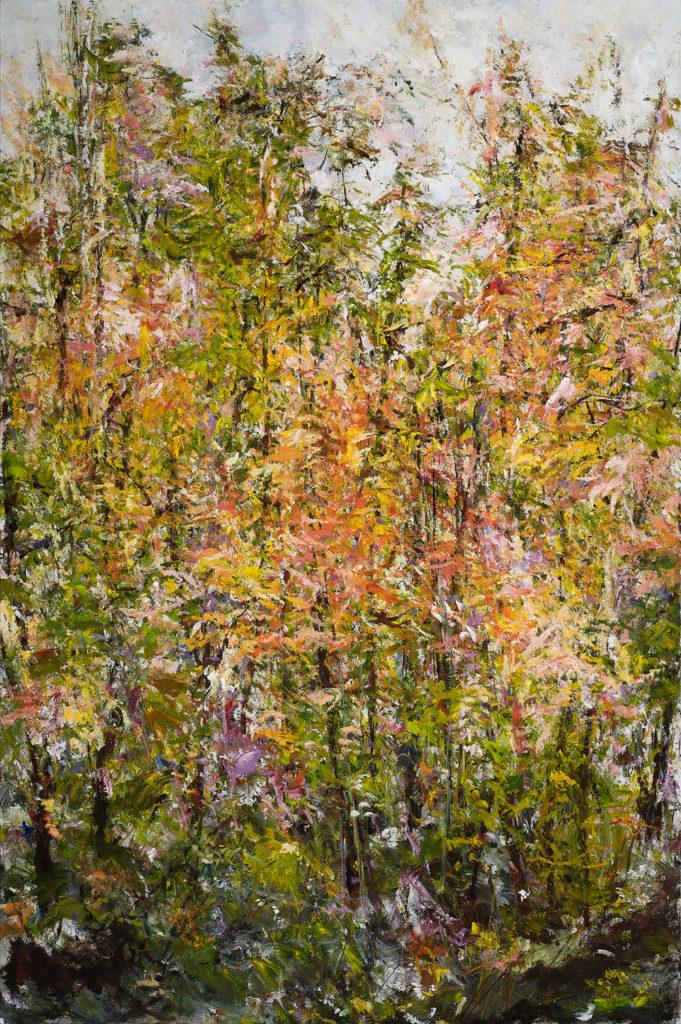 Judy Cheng Fall 60x40