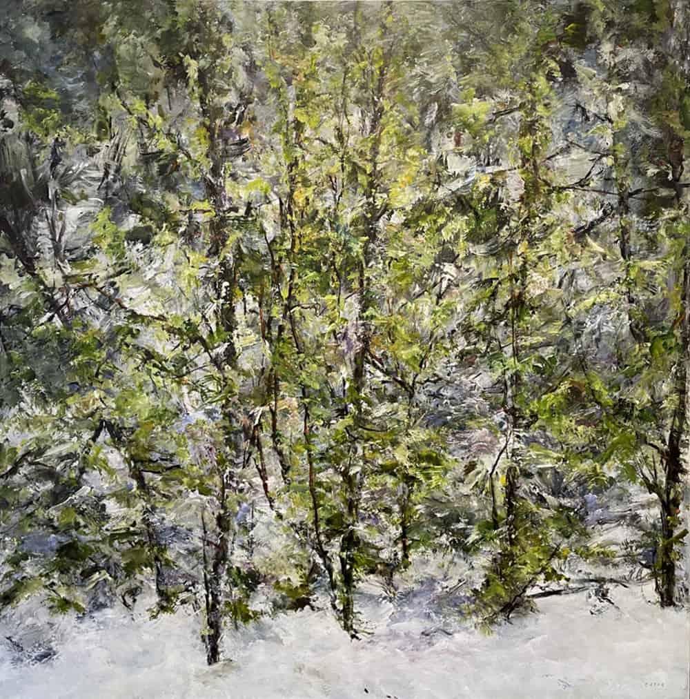 Judy Cheng Snowscene