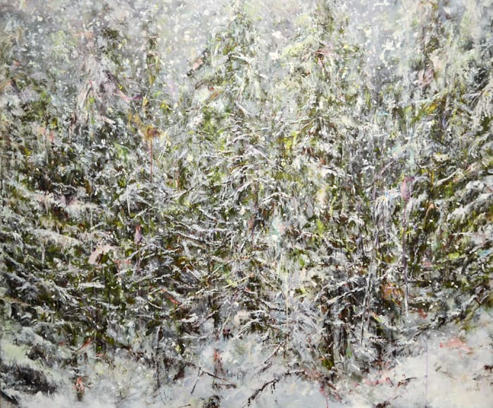 Judy Cheng top-of-whistler-50x60