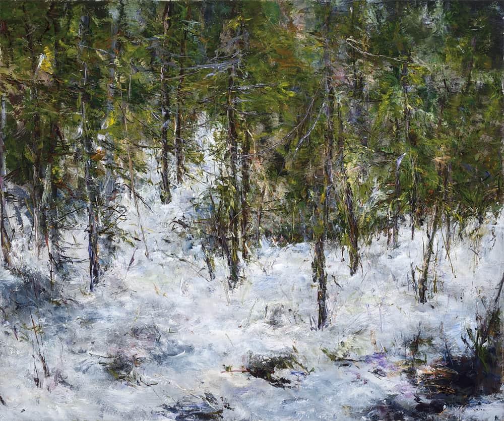 Judy Cheng Trail 60x72