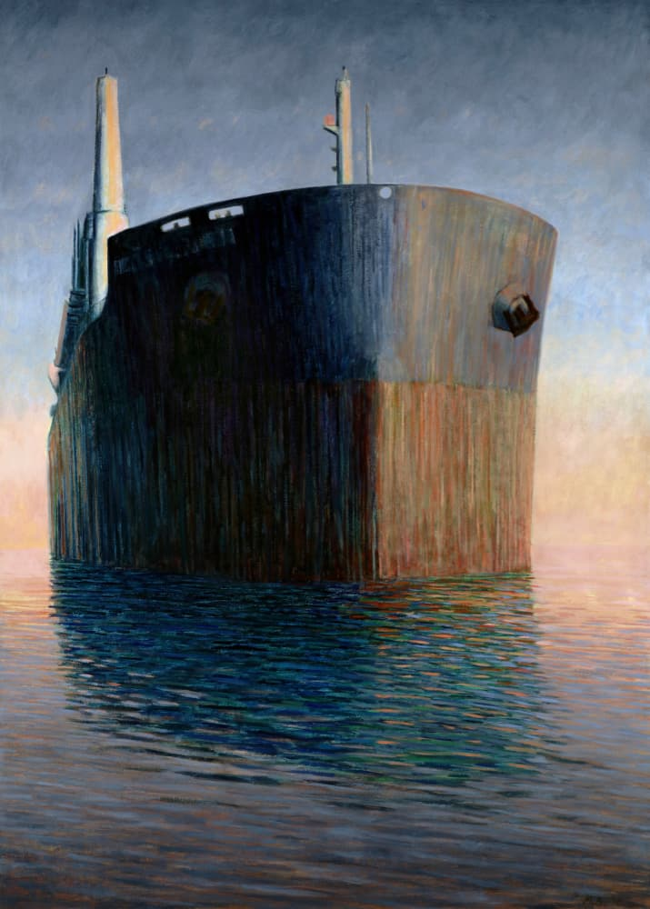 Marcus Bowcott Black Sea