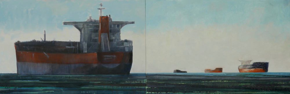 Marcus Bowcott English Bay Crude