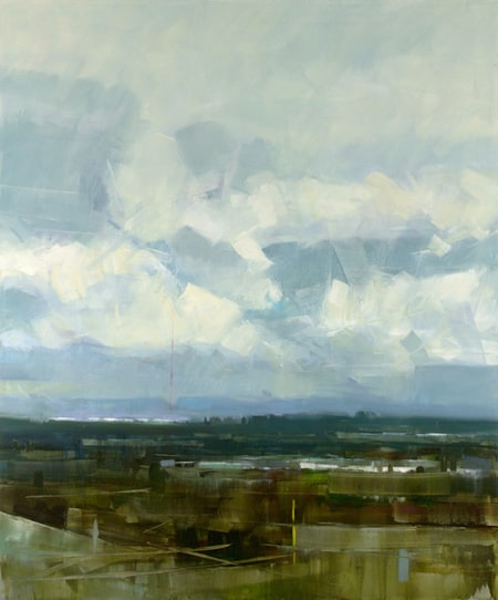 David Edwards From Where I Stand 48x40