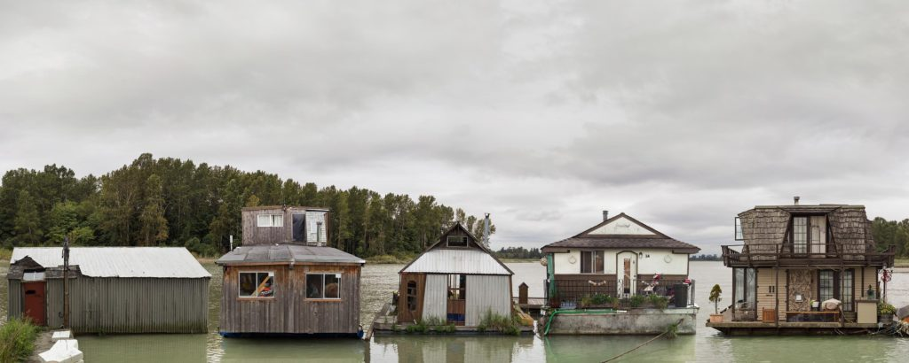 Kevin Lanthier Floating Homes