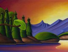 Dana Irving, New Works