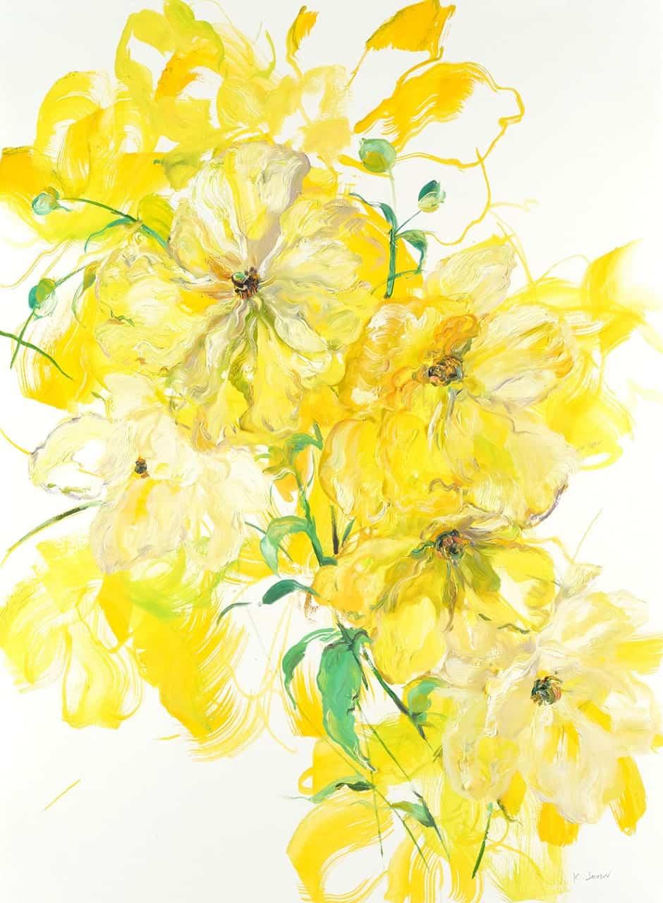 Krista Johnson Ranunculus All In