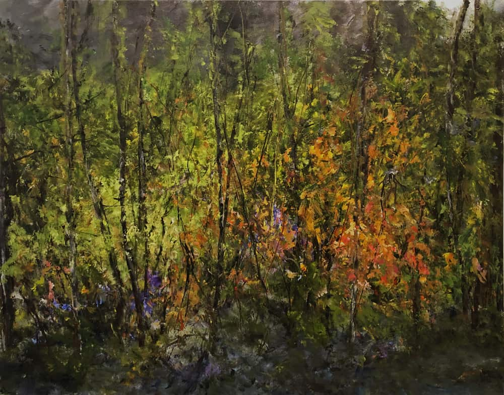 Judy Cheng Landscape I