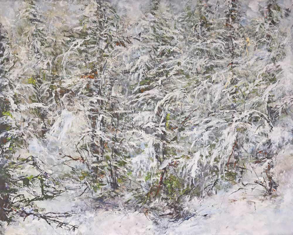 Judy Cheng Snow Storm I
