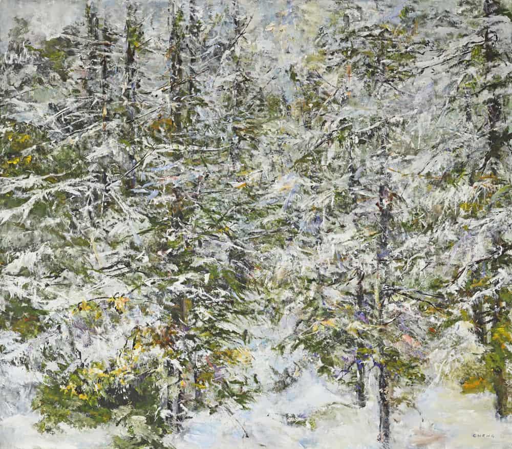 Judy Cheng Snow Storm II