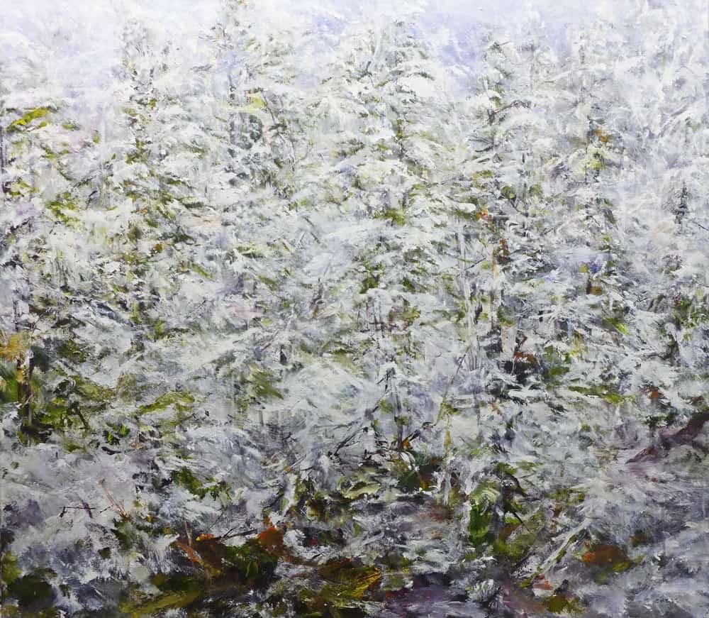 Judy Cheng Snow Storm III