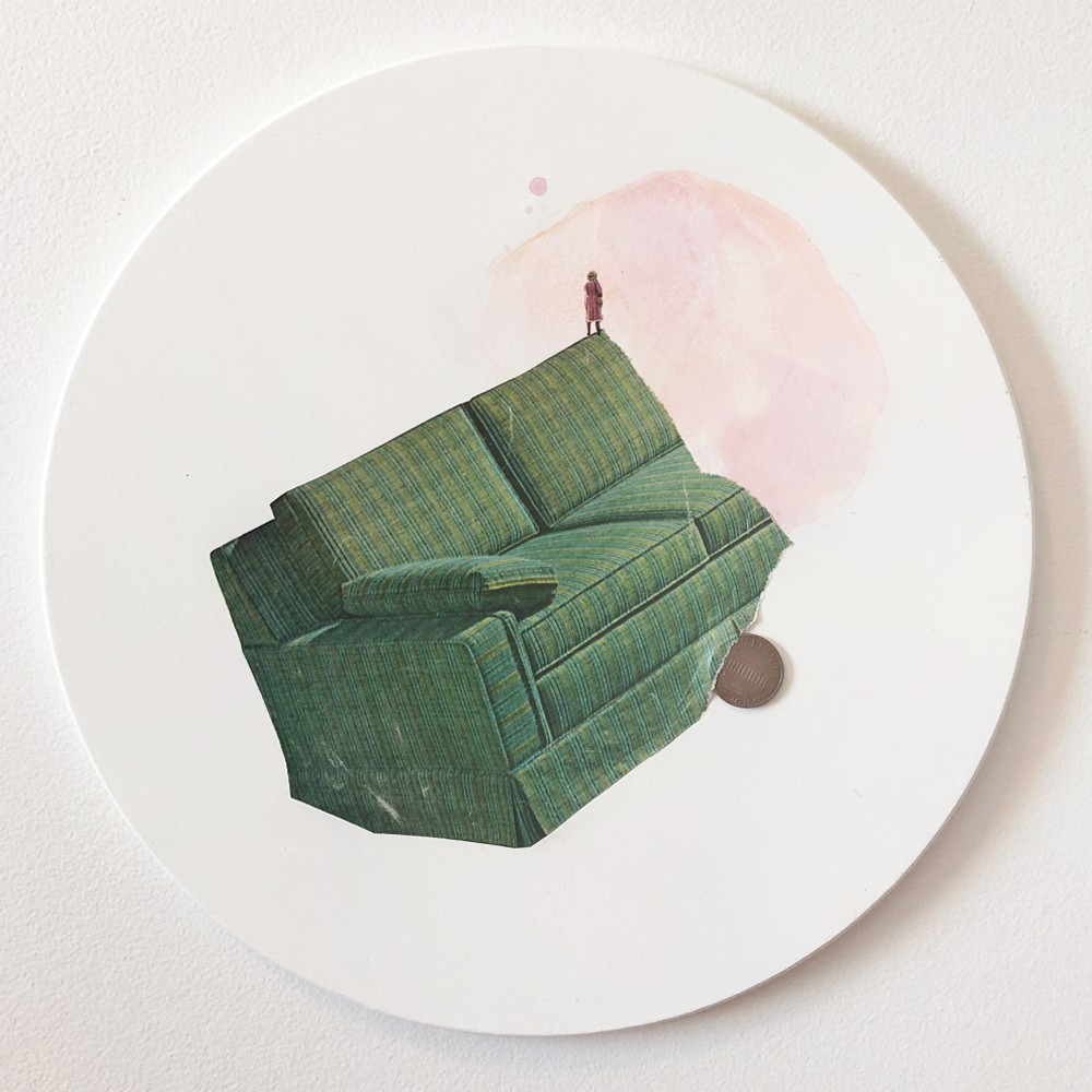 Danielle Krysa couch