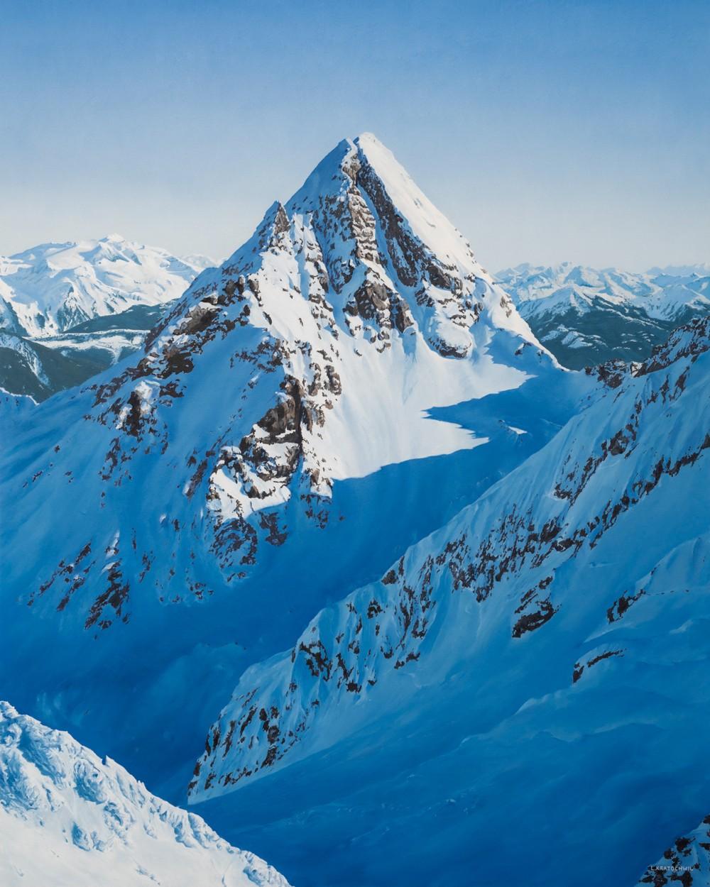 Lucas Kratochwil Mount Alpha