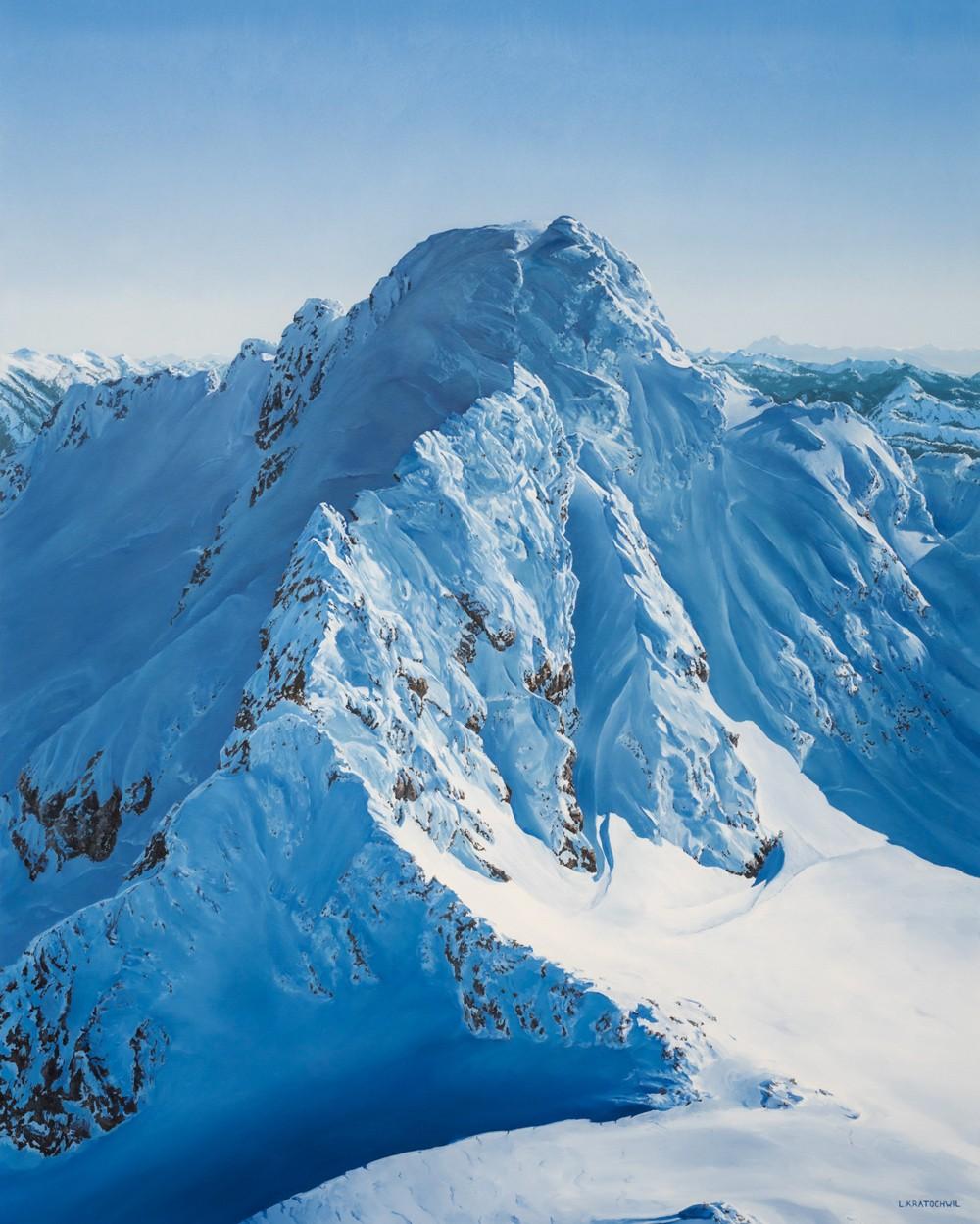 Lucas Kratochwil Mount Serratus